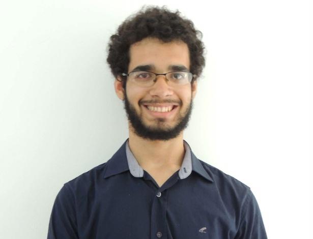 João Vitor Silva Rodrigues, 18, foi o primeiro colocado no curso de direito da USP