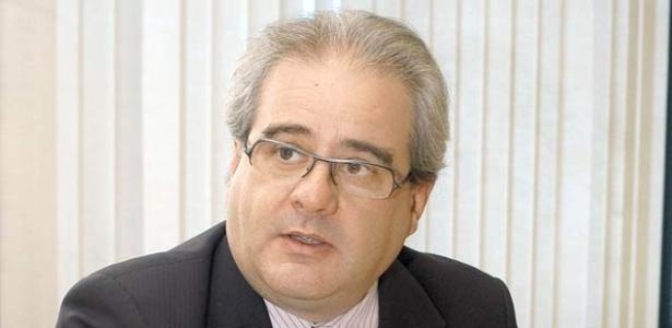 O novo ministro da Controladoria-Geral da União, Luiz Navarro