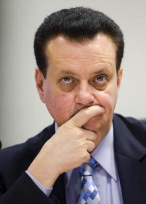 O ministro Gilberto Kassab