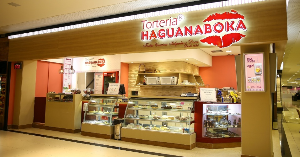 Franquia Torteria Haguanaboka