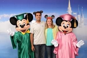 Casal fã da Disney larga emprego, cria agência de viagem e fatura R$ 1,7 mi (Foto: Divulgação)