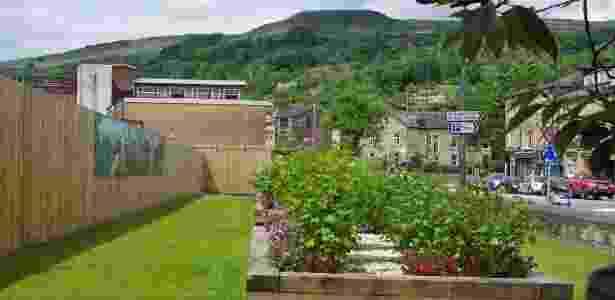Incredible Edible começou em 2007; cerca de 30 voluntários trabalham diretamente nas hortas  - Reprodução/Facebook/Incredible Edible Todmorden - Reprodução/Facebook/Incredible Edible Todmorden