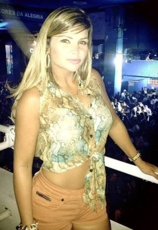 Danúbia Rangel foi condenada a 28 anos de prisão por associação para o tráfico de drogas