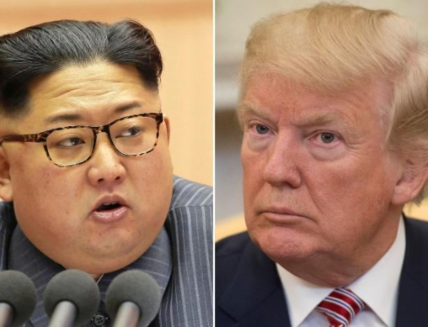 Presidente Donald Trump aceitou convite de Kim Jong-un para um encontro em maio