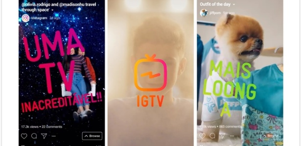 Instagram TV, a IGTV