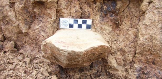 Foto tirada em local de descobertas de restos de ferramentas antigas na China - Zhaoyu Zhu