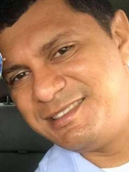 O segundo-sargento da Aeronáutica Manoel Silva Rodrigues, preso em Sevilla, na Espanha - Reprodução Rede Social