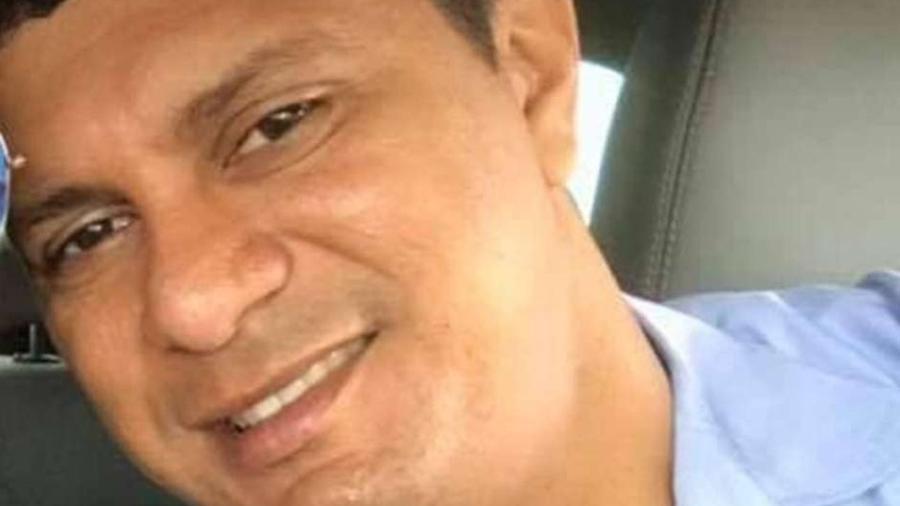 O segundo-sargento da Aeronáutica Manoel Silva Rodrigues, preso em Sevilla, na Espanha, por transportar cocaína  - Reprodução Rede Social