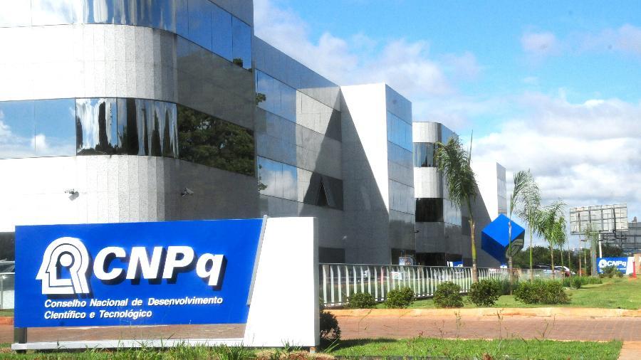 Sede da CNPq; plataforma Lattes e Carlos Chagas estavam previstas para voltar ao ar ainda hoje - Marcelo Gondim e Carlos Cruz/Divulgação CNPq