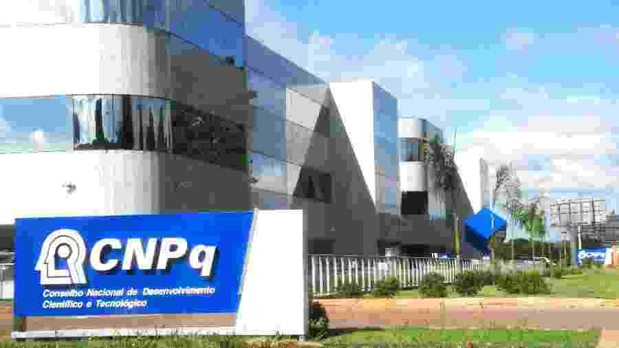 Sede do CNPq - Marcelo Gondim e Carlos Cruz/Divulgação CNPq