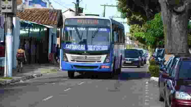 Ônibus circulando em Belém, no Pará - Reprodução/ Prefeitura de Belém - Reprodução/ Prefeitura de Belém