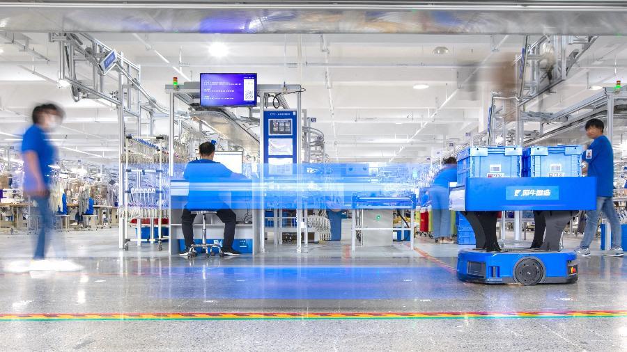 Xunxi Digital Factory utiliza tecnologia para melhorar processos e custos de logística interna - Divulgação
