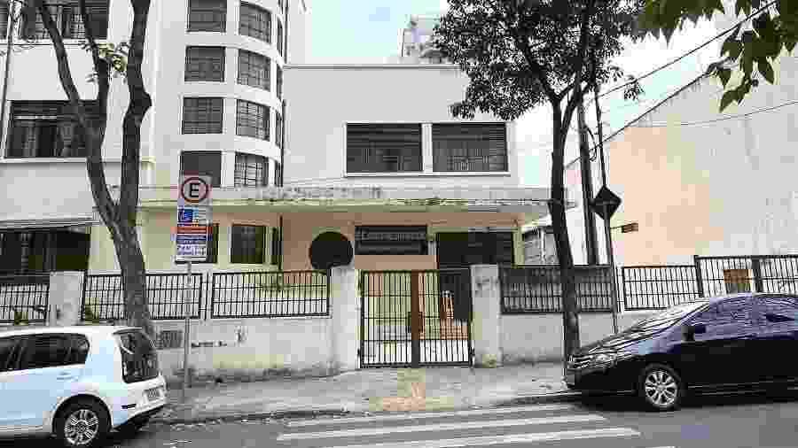 A escola estadual Godofredo Furtado, em Pinheiros, zona oeste de São Paulo - Imagem cedida ao UOL