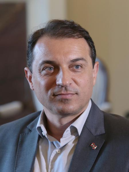 Governador de SC, Carlos Moisés, reassume o cargo após decisão de tribunal de impeachment - Maurício Vieira/Secom/Divulgação