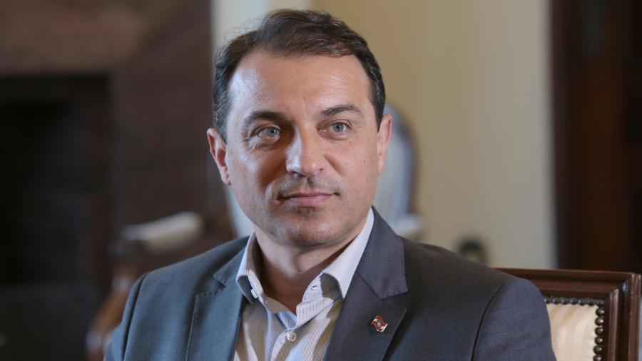 Governador de SC, Carlos Moisés - Maurício Vieira/Secom/Divulgação