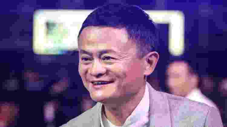 Jack Ma é o fundador do grupo Alibaba e um dos homens mais ricos da China - Getty Images - Getty Images