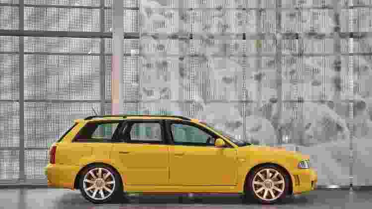 Audi Museum RS 4 - Divulgação  - Divulgação