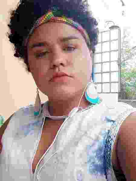 Maria Eduarda Krasny, 23, teve cartão de estudante bloqueado por sistema de validação via biometria facial - Arquivo Pessoal - Arquivo Pessoal