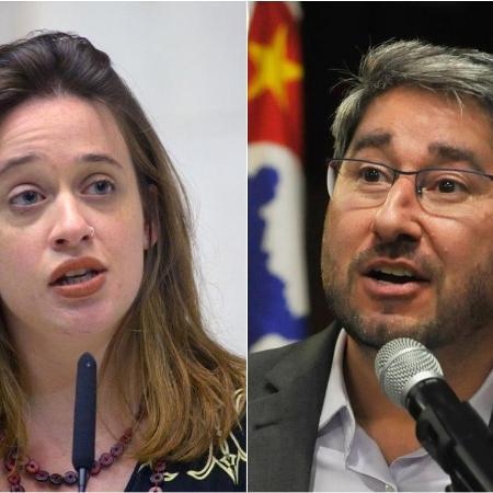 A deputada estadual Isa Penna (PSOL) acusa o colega Fernando Cury (Cidadania) de assédio  - Divulgação