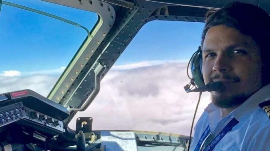 O piloto Antônio Sena foi localizado e resgatado com vida em uma área da mata localizada entre os municípios de Alenquer e Almerim, no Pará - Arquivo pessoal