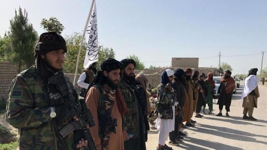 O Taleban está se preparando para a paz ou a guerra? - BBC