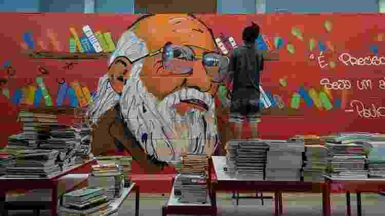 'Seu método não fala em ideologias, mas em formas de ensinar e aprender', diz Curcio - Divulgação - Divulgação