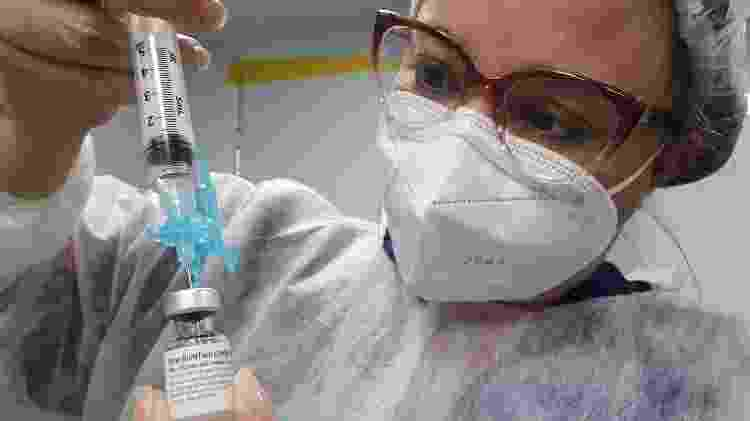 Vacinação em ônibus em Maceió - Carlos Madeiro/UOL - Carlos Madeiro/UOL