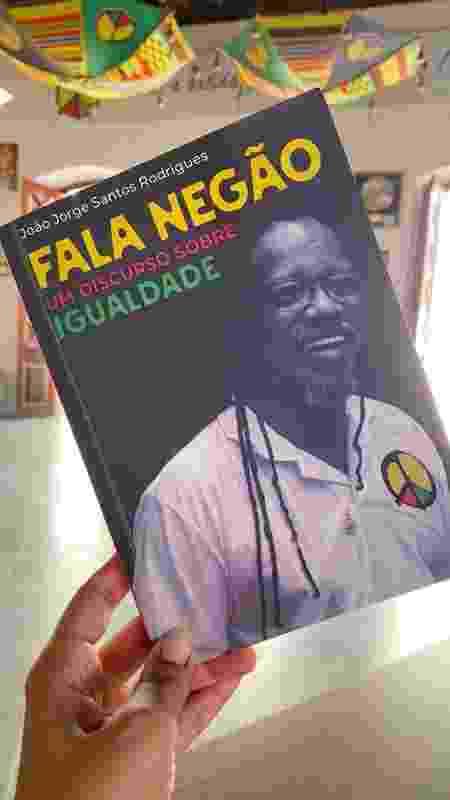 Livro Fala Negão, de João Jorge Rodrigues - Divulgação - Divulgação