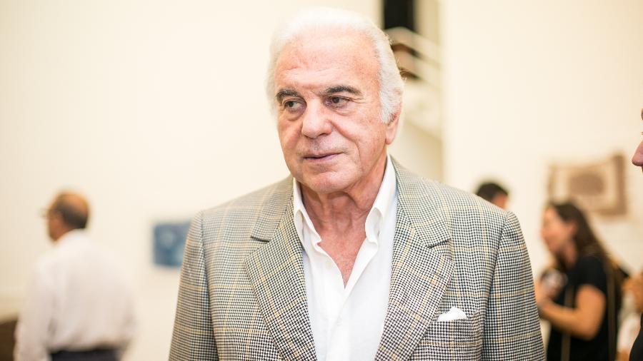 Empresário, Naji Nahas ficou conhecido em 1989, após ser acusado de quebrar a Bolsa de Valores do Rio - Bruno Poletti/Folhapress