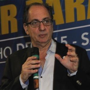 Ricardo Patah é presidente da União Geral dos Trabalhadores