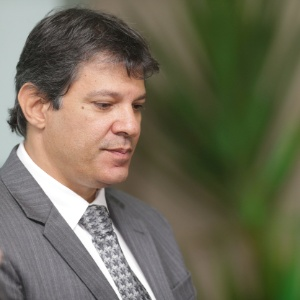 Prefeito Fernando Haddad (PT)