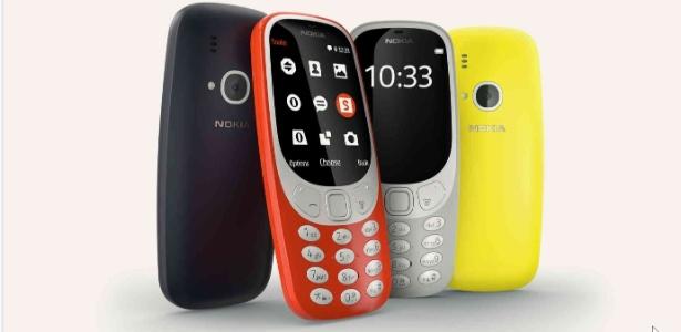 O novo Nokia 3310