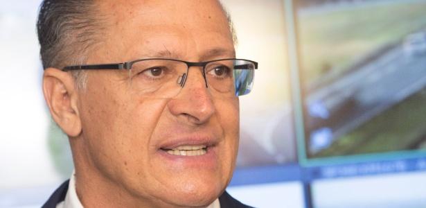 Após denúncia contra Aécio, Alckmin cancela agenda e prepara pronunciamento - Mister Shadow/ASI/Estadão Conteúdo