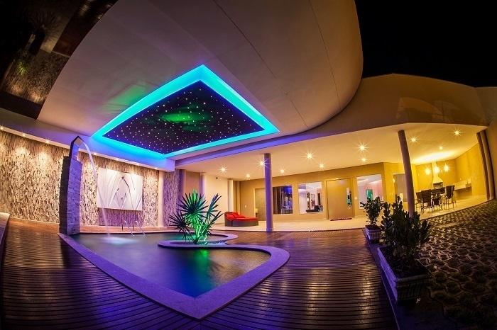 Eros Motel, em Mato Grosso, tem a suíte mais cara segundo o site Guia de Motéis