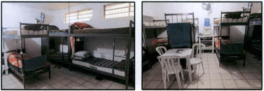 Celas, segundo relatório de 2015, têm boa ventilação e higiene em dia