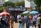 Senado acertou ao tirar das prefeituras poder de autorizar apps como Uber (Foto: Walterson Rosa/Estadão Conteúdo)