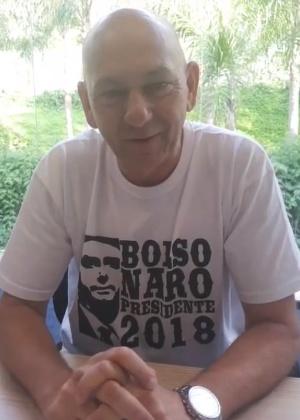 1º.out.2018 - Luciano Hang, dono da Havan