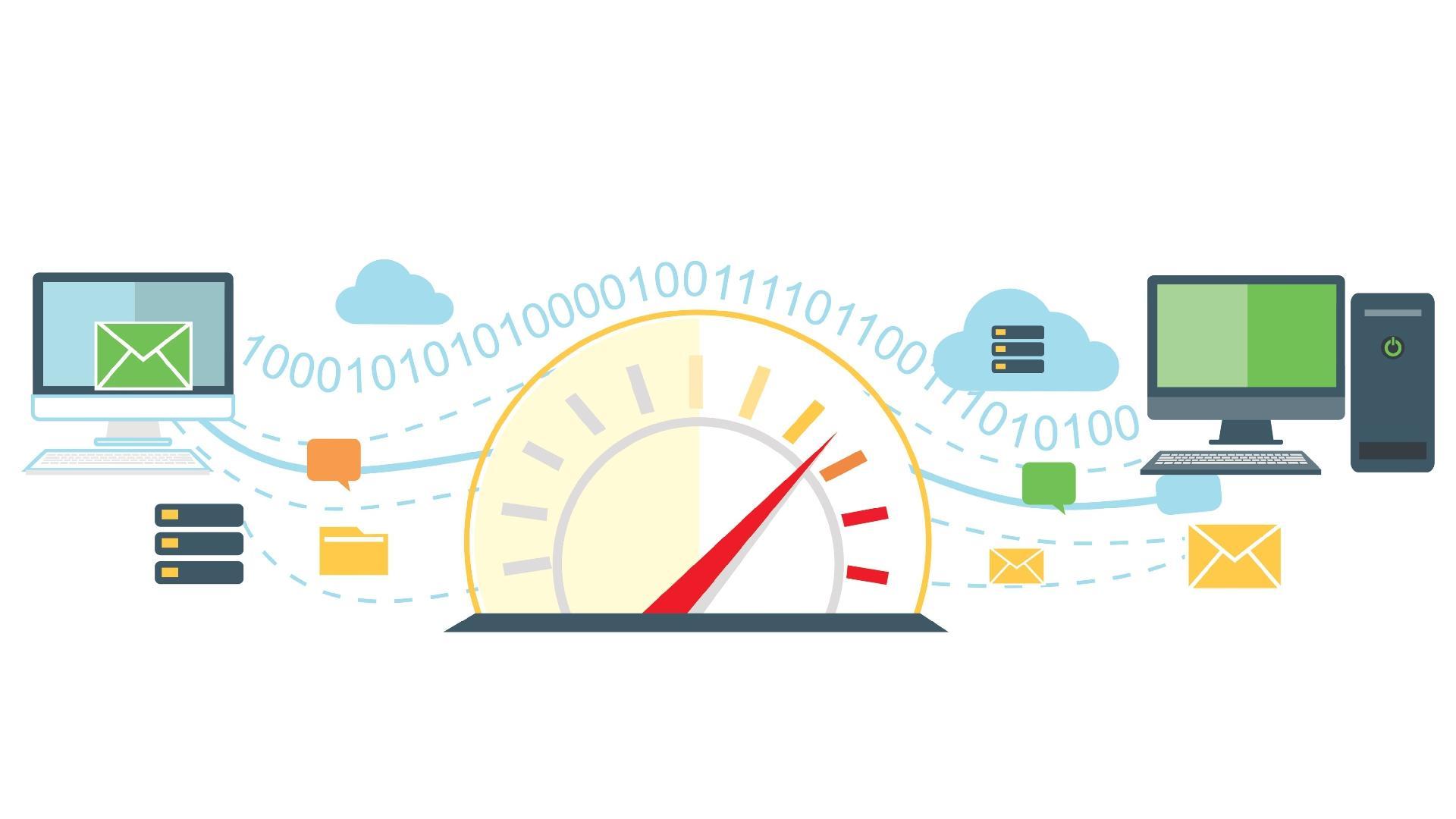 21a43970d3 Por que as velocidades de download e de upload da internet são diferentes?  - 09/02/2019 - UOL Tecnologia