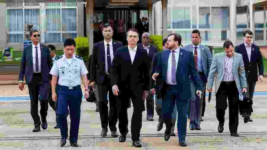 Alan Santos/Presidência
