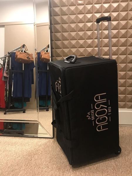 55925caa93 Brechó de luxo lança franquia para vender roupa de grifes famosas de 2ª mão