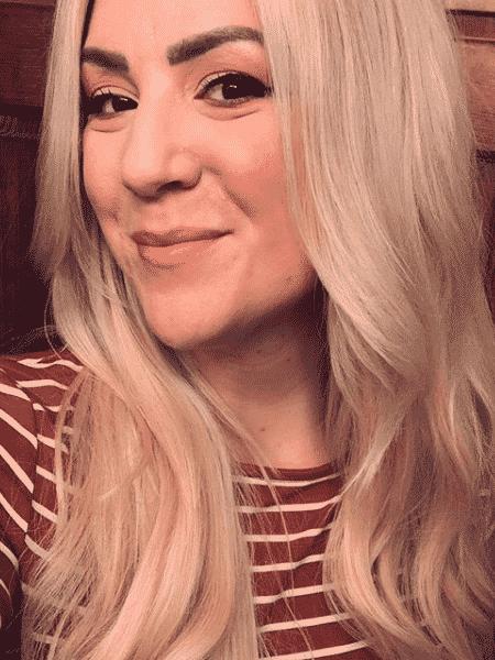 Marisa Strupp, que foi diagnosticada com melanoma na vulva após uma protuberância surgir na região - Reprodução/Instagram