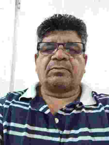 Gilmar Antonio de Souza, presidente da Sociedade Comunitária de Jardim Valquíria - Arquivo pessoal
