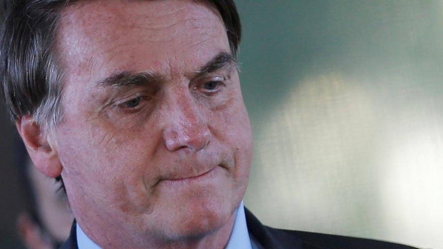 Presidente Jair Bolsonaro teve resultado positivo para novo coronavírus - Adriano Machado