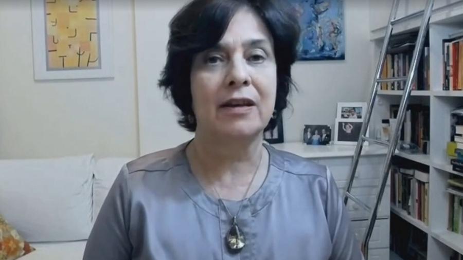 Nísia Trindade Lima está otimista com descoberta de vacina contra coronavírus - Reprodução/vídeo