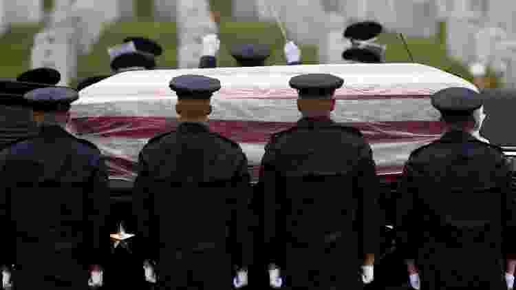 Mais de 2.400 soldados americanos morreram no Afeganistão - Getty Images - Getty Images