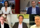 Bolsonaro e Lula viram alvo em debate com presidenciáveis da 'terceira via'