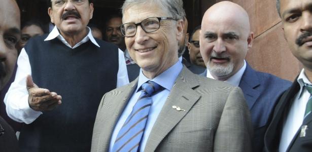 Bill Gates enfrenta a mudança climática com seus poderosos contatos -  EFE/Str
