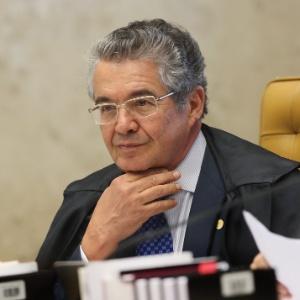 Ministro do STF (Supremo Tribunal Federal) Marco Aurélio Mello