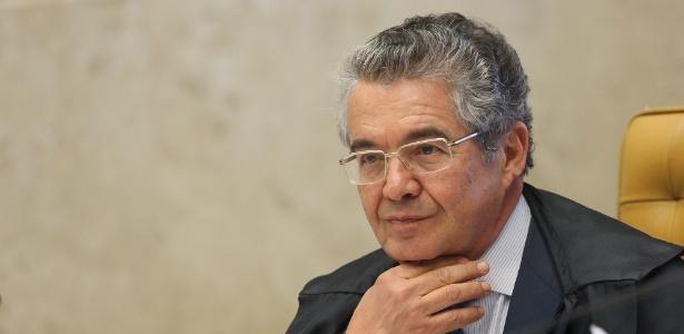 """Para Marco Aurélio Mello, """"não se pode antecipar a culpa para além dos limites expressos na lei maior?"""