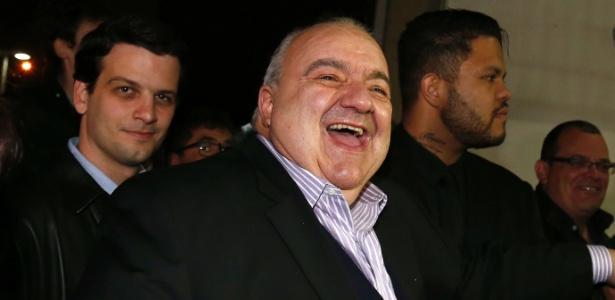 Greca, que terminou em primeiro, obteve 356 mil votos